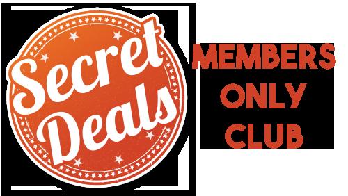 secret deals club